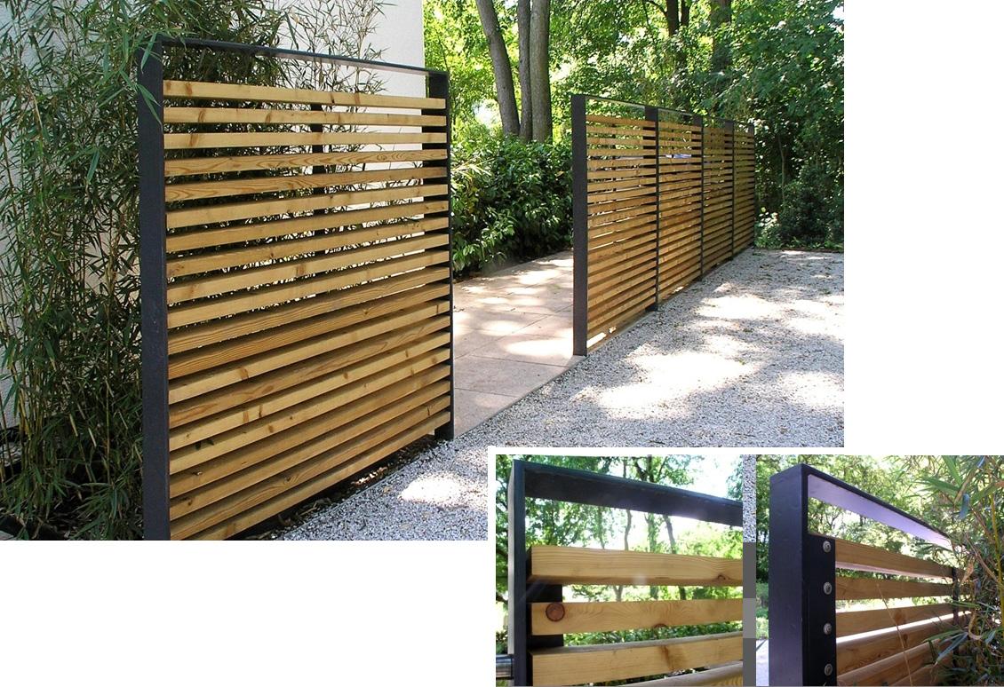Bambus Im Garten Als Sichtschutz