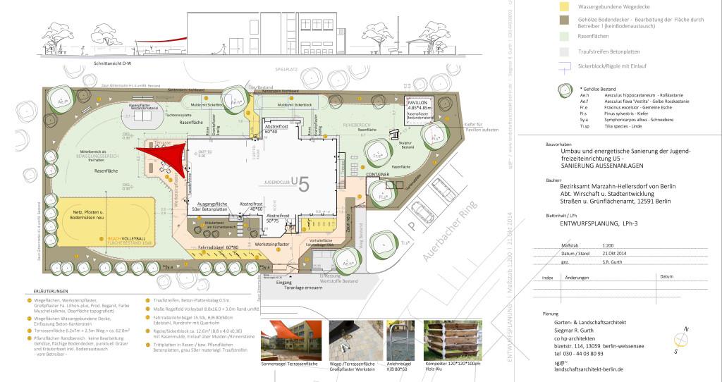 Entwurfsplanung SenStadt Berlin U5